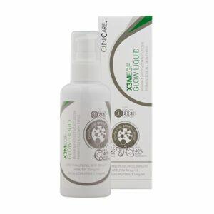 La lotion tonique anti-pigmentaire Cliniccare contribue à activer le renouvellement cellulaire, assurer la restauration de la peau au niveau cellulaire.