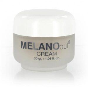 Melano Out cream est une crème anti-oxydante