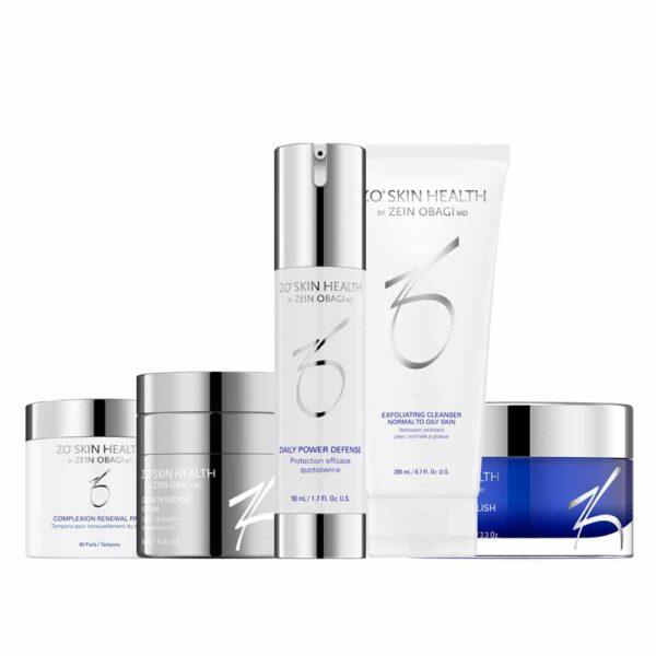 Programme de soins anti-âge ZO Skin Health